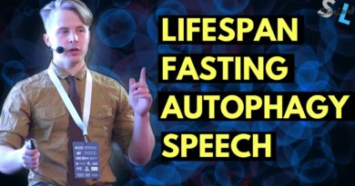 Cyclical Ketosis and Intermittent Fasting for Longevity – Siim Land Speech at Biohacking Fest Kiev