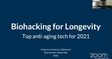 Biohacking for Longevity: Top Anti-Aging Tech for 2021