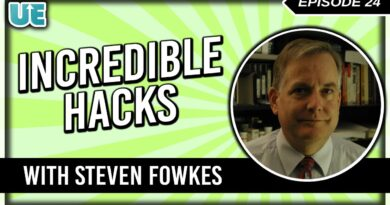 BIOHACKING   with Steven Fowkes #24