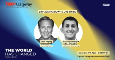 BIOHACKING HOW TO LIVE TO 180 I Dave Asprey